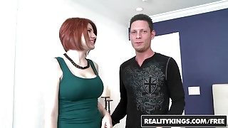RealityKings - First Time Auditions - Tyler Steel Velma Dear