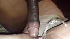 Squirting while being fucked