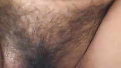 Black cock in muffin