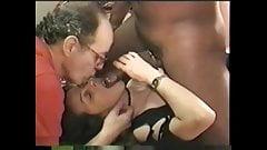 Sissy Bi Cocksucking with Wife