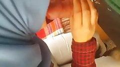 turbanli ilk defa sakso cekiyor Turkish