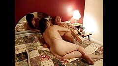 mature wife with stranger from