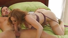 Hot Anal Milf In Nude Stockings