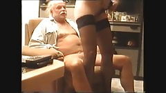 old guy fucks my wife