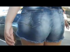 RABAO NO SHORT JEANS (BIG ASS IN SHORT JEANS) 282