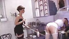 discipline Lesbian domestic