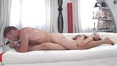 Spanish Cutie Gets Fucked Hard By Rocco