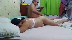 Rica mamada