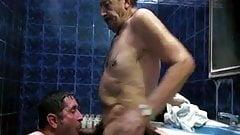 Zwarte lullen Gay Porn