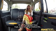 Fake Taxi Sex addict Stacey Saran fucks in taxi's Thumb