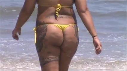 Opinion Micro bikini beach candid