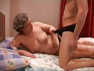 mature kathy takin' it in all 3 holes ( full version)
