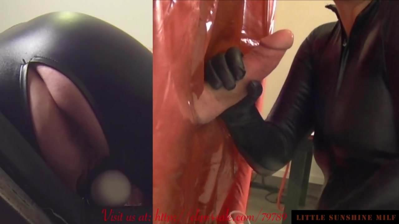 Stamand recommend Anal fingering pantyhose