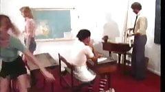 black schoolgirl