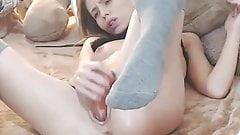 hot russian cam-slut