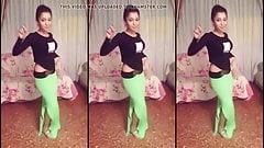 Green dress Booty Shakin