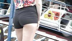 Cheeky Shorts 7