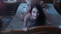 Perfect Brunette Teen Get Fucked