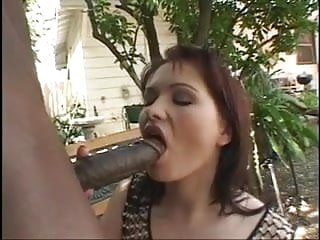 An Incredibly Sexy And Plump Girl Fucks And Drinks A Black Guy S Cum
