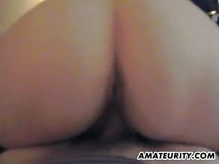 Amateur GF sucks and fucks with cum in mouth