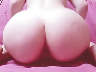White Girl Booty Twerk