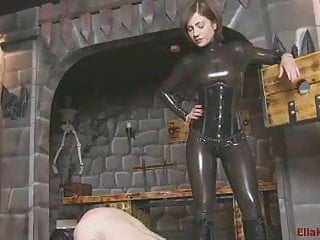 Ella Kross Clean My Boots With Your Mouth