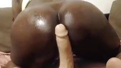 Thick Black sex