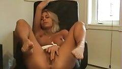 Sexy Blonde Fart