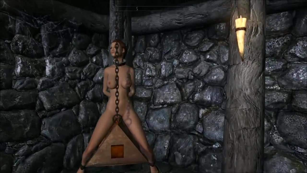 Elisif nude and helpless in skyrim pt2 - 3 2