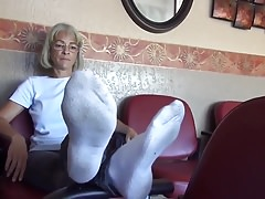 Granny Soles and Feet