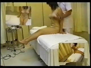 Asian Hidden Cam Massage Part