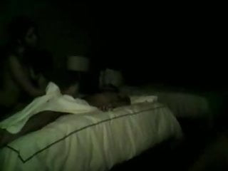 Getting a handjob from masseuse on Hidden cam