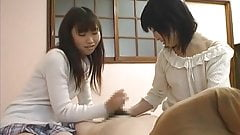 JAV CFNM handjob hell big cumshot finish Subtitles