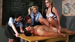 Georgie Lyall Sex Education Classroom 18-09