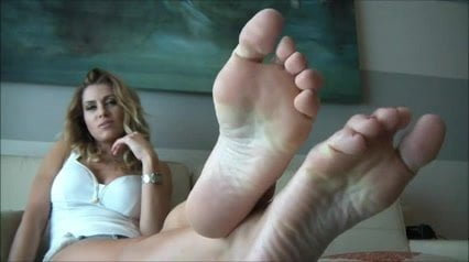 roommate foot fetish