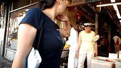 BootyCruise: Chinatown Tee Shirt Boob Cam