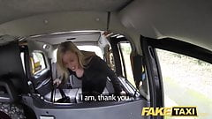 Fake Taxi Great tits sexy MILF in black lingerie's Thumb