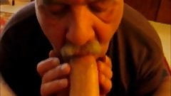 Grandpa blowjob series - 10