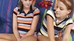 STP3 Cute Twins Get A Bonus But Don't Tell Your Parents !
