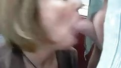 Ten minute blowjob