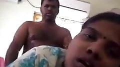 Horny Telugu Aunty