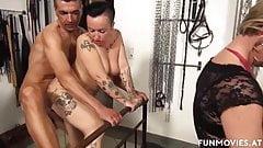 Mature Amateur German Bi-Sexual Orgy