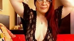 ALISA: Mature cute saggy tits webcam