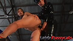 Vanessa Lynn and Mistress Aradia