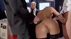 Deborah Wells (rare anal 3some) - Nirvanal