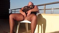Granny Fun in the sun