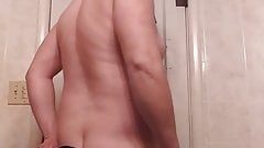 Strip before shower. Looking for fun