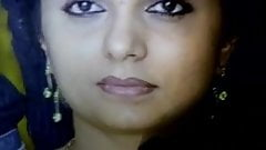cum on mature slut aunty Asha Sarath