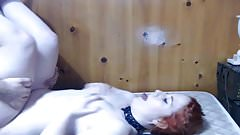 Redhead Teen Fucked And Creampied