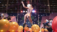 mistress scandal show on public stage